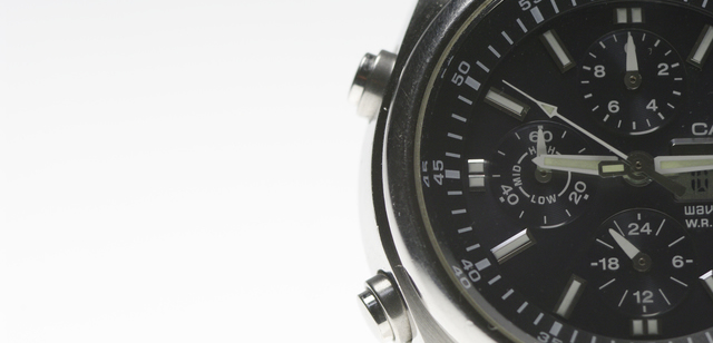 セイコークロノグラフの腕時計が人気の理由