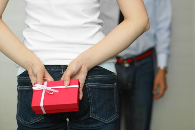 男性のプレゼントは財布