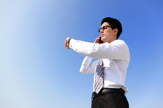 男性に人気のセイコー腕時計キネティックシリーズ