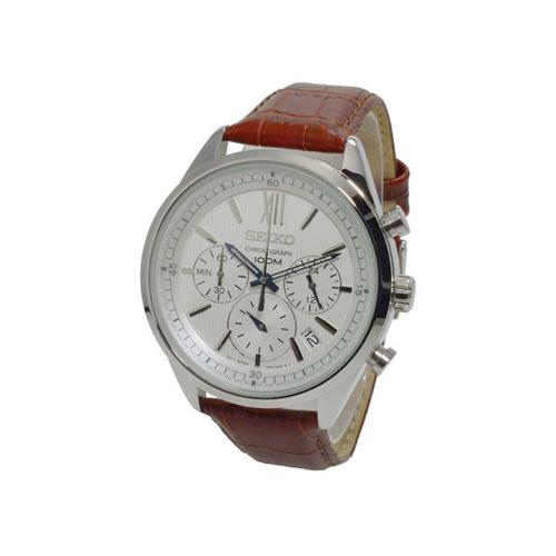 セイコー SEIKO クロノ クオーツ メンズ 腕時計 SSB157P1