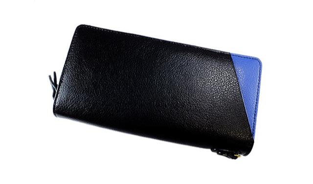 ビームススクエアー長財布