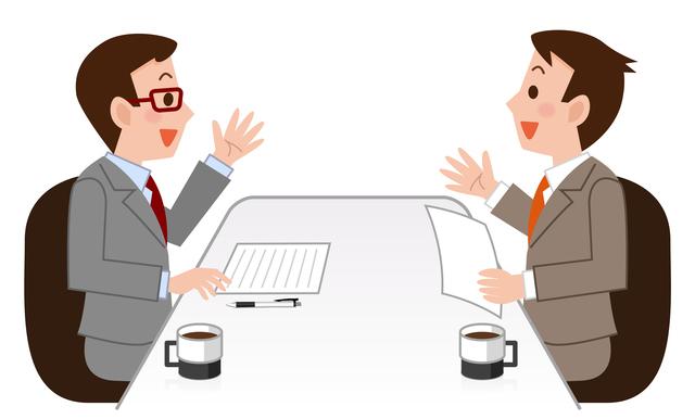 上司取引先会話が弾み仕事に繋がる