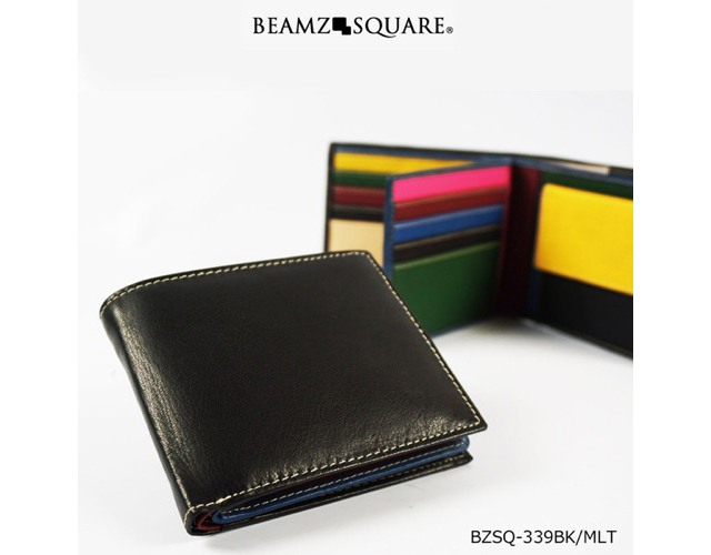 ビームススクエア短財布