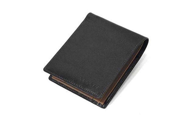 バジェックス短財布