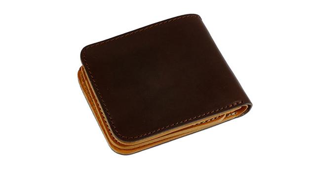 栃木レザー短財布