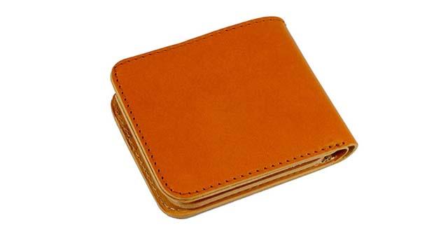 人気栃木レザー財布