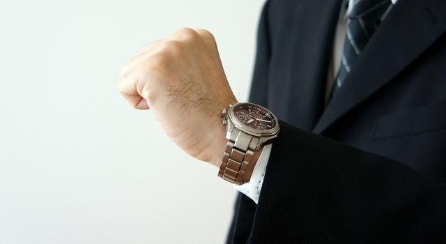 腕時計こだわり