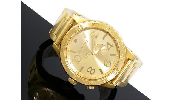 ゴールド腕時計魅力