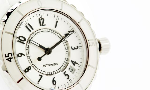 清潔感ある腕時計