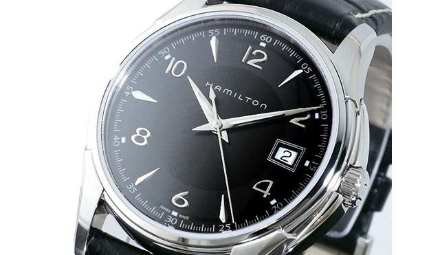 ハミルトン ジャズマスター腕時計