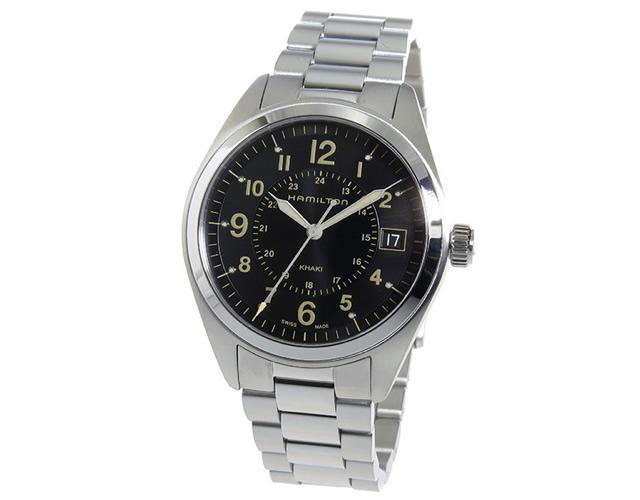 ハミルトン カーキ腕時計