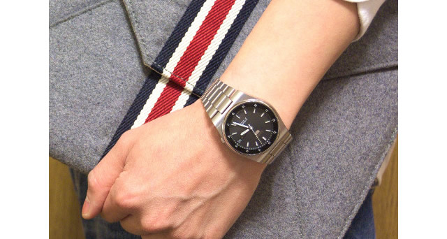 セイコー5腕時計
