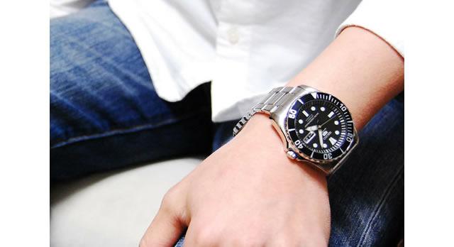 セイコー5スポーツ腕時計