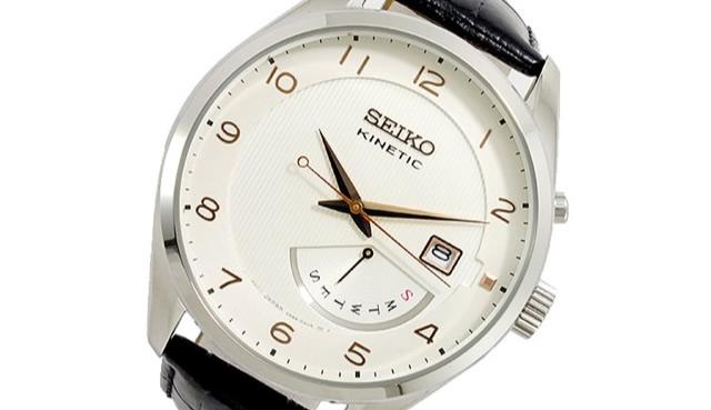 セイコー キネティック腕時計