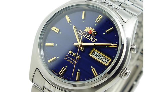 オリエント腕時計自動巻き