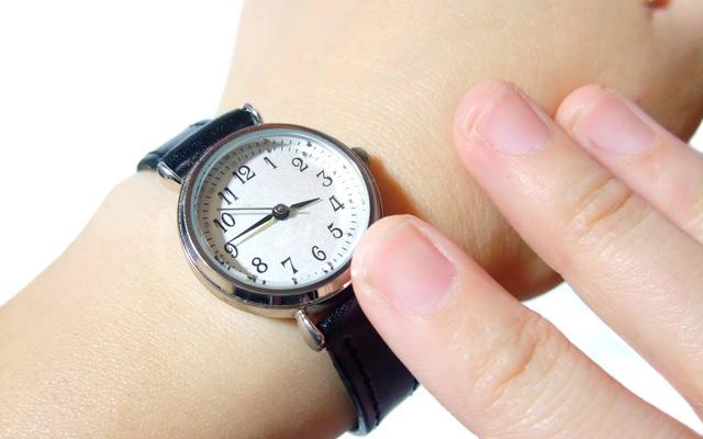 使いやすい腕時計