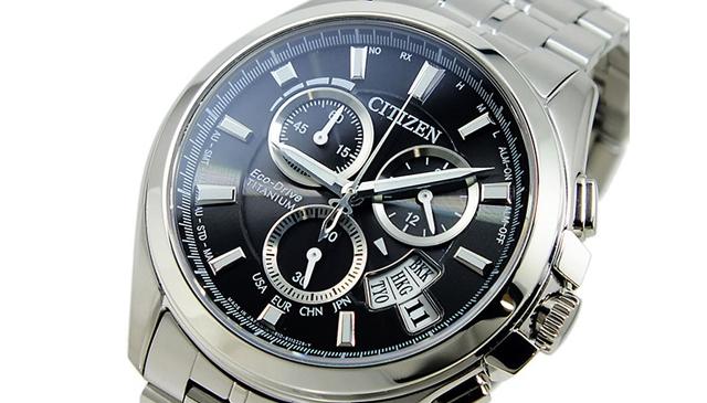 ランクアップ腕時計