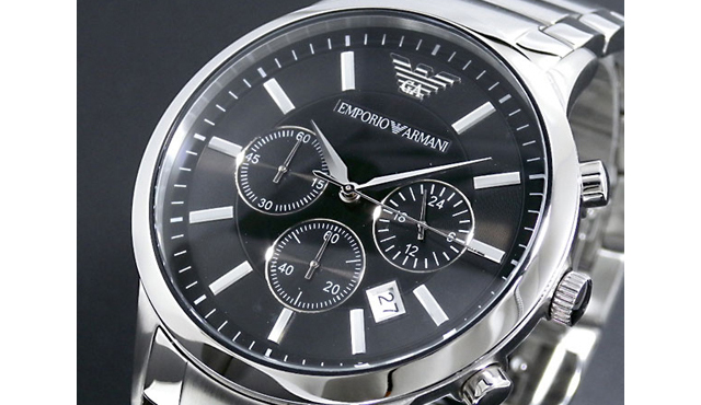 エンポリオアルマーニ腕時計