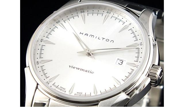 ジャズマスター腕時計