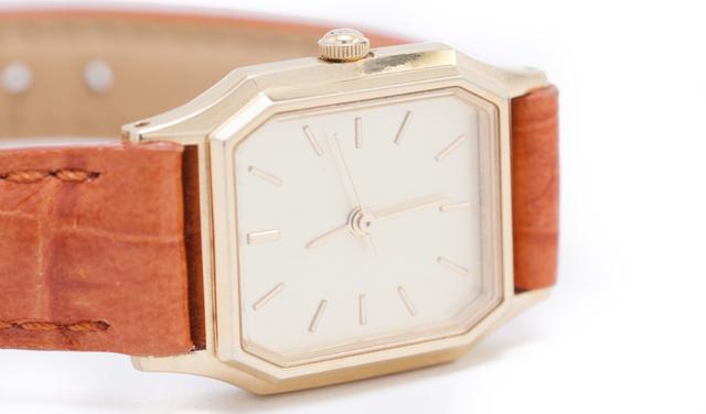 清潔な腕時計