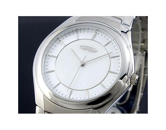 オレオールメタルバンド腕時計