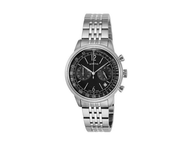 ゾンネメタルバンド腕時計