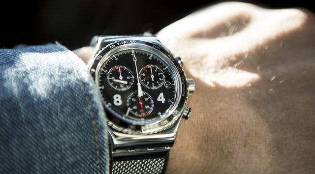 腕時計本数を決める