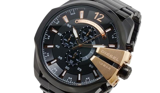ディーゼル腕時計
