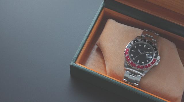存在感ある腕時計