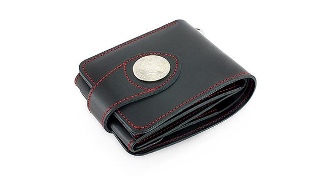 イギンボトム二つ折り財布