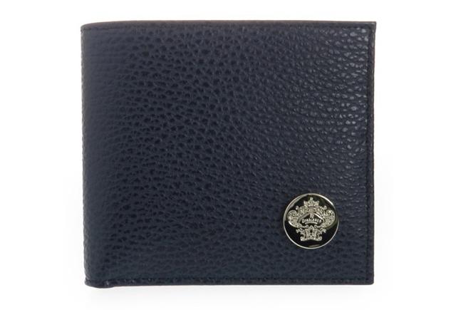 オロビアンコ二つ折り財布