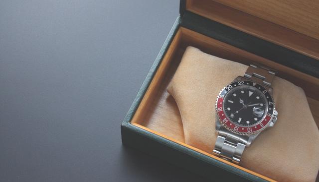 大人の雰囲気を演出腕時計