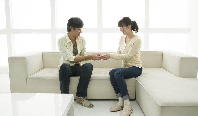 一人暮らしと恋愛の関係