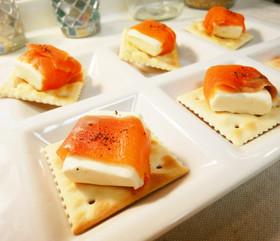サーモン&クリームチーズ