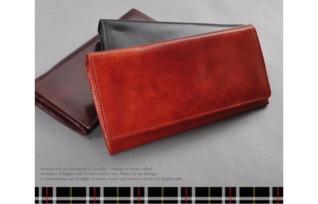 ハービーアンドハドソン財布