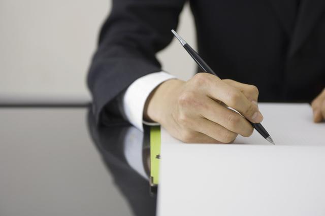 書き易くて使いやすいボールペン