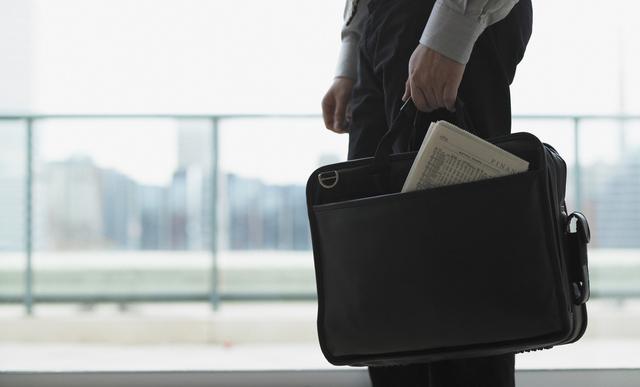 ビジネスマンが頼れるビジネスバック