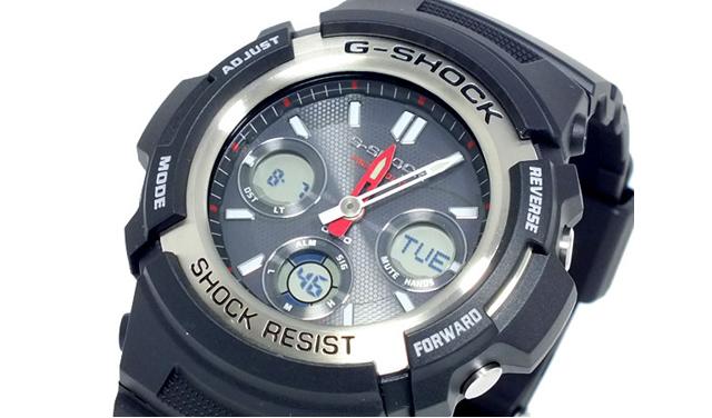 Gショック腕時計AWR-M100-1A