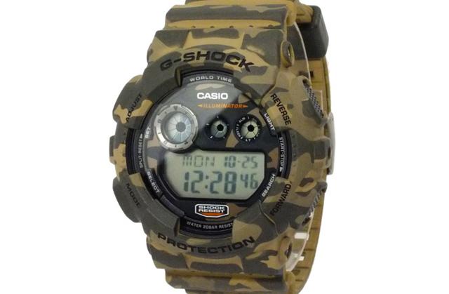 Gショック腕時計GD-120CM-5