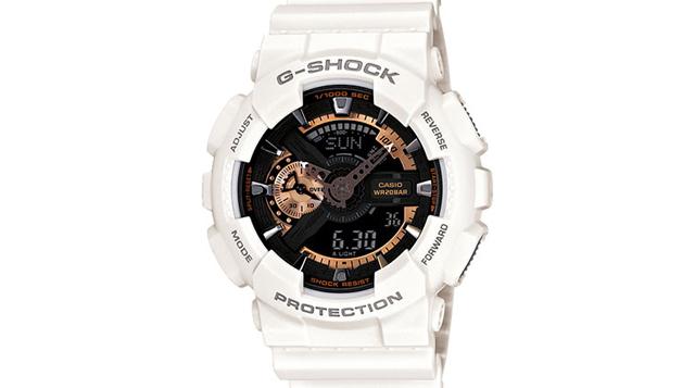 Gショック腕時計GA-110RG-7AJF