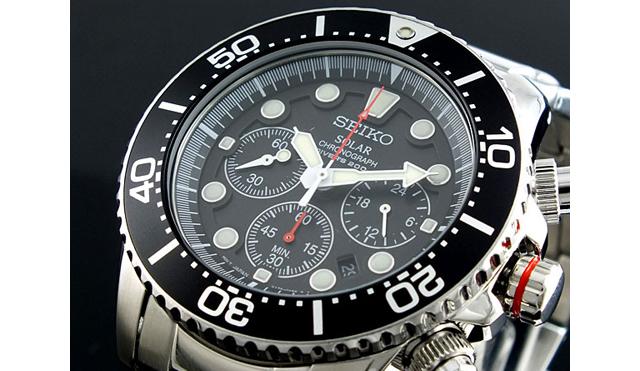 セイコー腕時計SSC015P1
