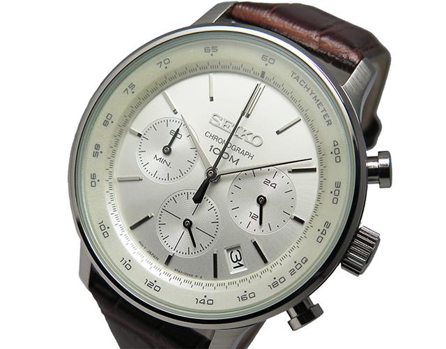 セイコー腕時計SSB169P1