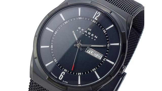 スカーゲン SKAGEN クオーツ メンズ 腕時計 SKW60069