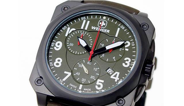 ウェンガー腕時計のおすすめポイント