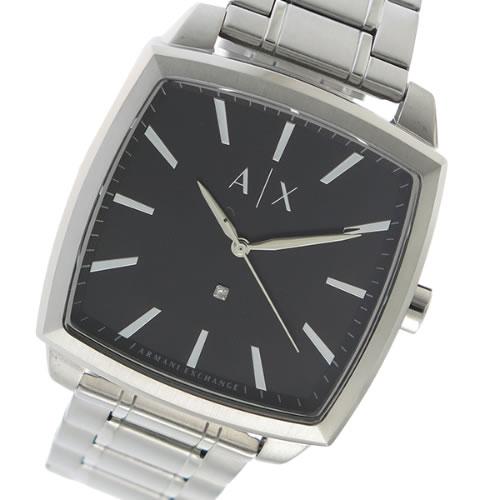 アルマーニエクスチェンジ クオーツ メンズ 腕時計 AX2360 ブラック