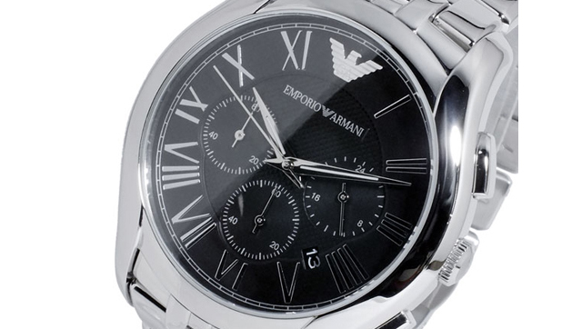 Formally in a business emporio armani mens wristwatch popular rank 4