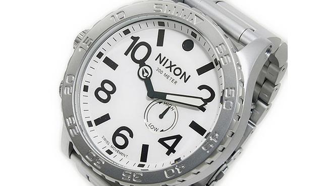 ニクソン51-30腕時計の魅力