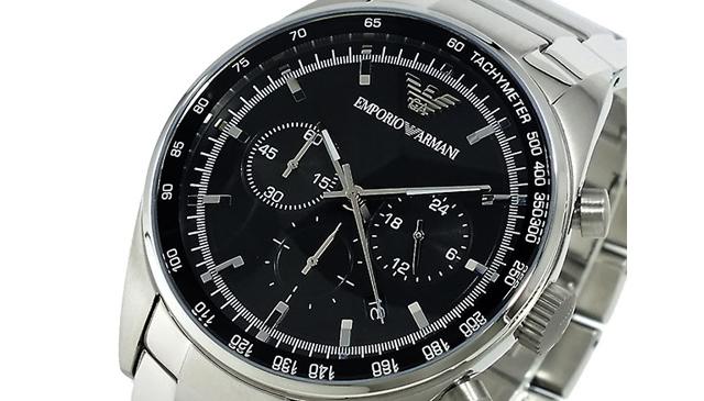 エンポリオアルマーニ腕時計AR5980