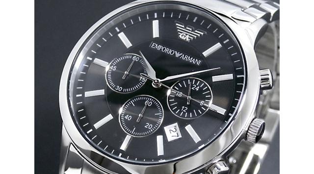 エンポリオアルマーニ腕時計 AR2434