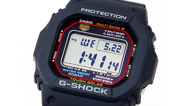 GW-M5610-1Gショック腕時計